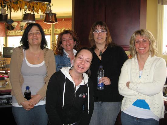 Atelier Utilise ton potentiel créateur Quebec mai 2009